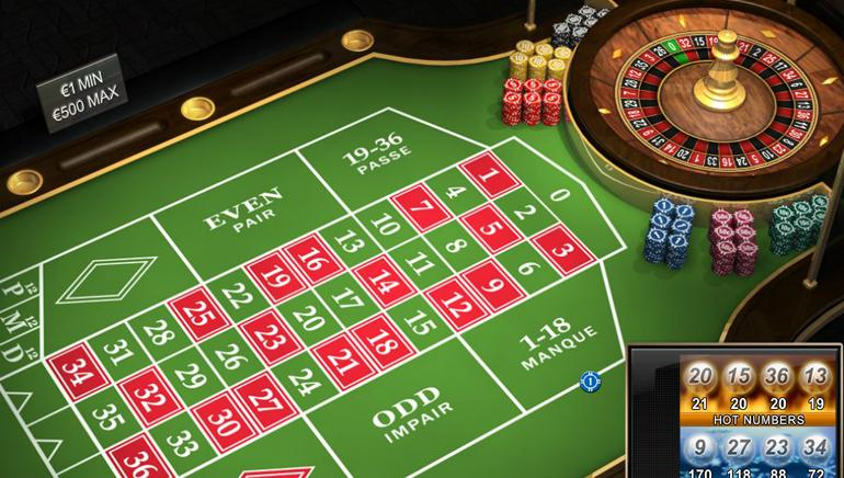 Live Casinos Luckyred Pellen